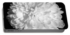 The Flower Of Hope Portable Battery Charger