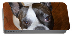 The French Bulldog Portable Battery Charger