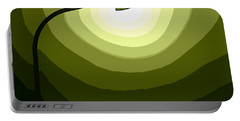 The Future Is Green Portable Battery Charger