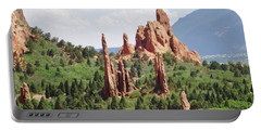 The Garden Of The Gods Portable Battery Charger