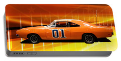 The General Lee Portable Battery Charger