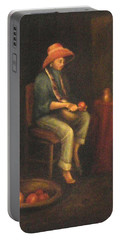 The Girl Portable Battery Charger by Jordana Sands