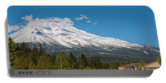 The Heart Of Mount Shasta Portable Battery Charger