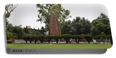 The Jallianwala Bagh Memorial In Amritsar Portable Battery Charger by Ashish Agarwal