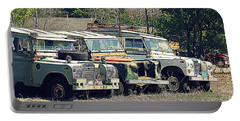 The Land Rover Graveyard Portable Battery Charger