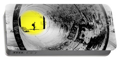 The Light At The End Of The Tunnel Portable Battery Charger
