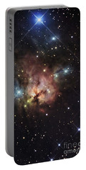 The Northern Trifid Nebula Portable Battery Charger
