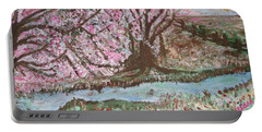 The Pink Tree Portable Battery Charger