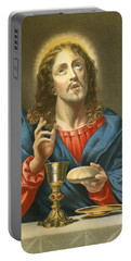 The Redeemer Portable Battery Charger