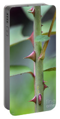 Thorny Stem Portable Battery Charger