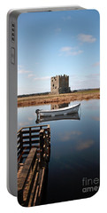 Threave Castle Reflection Portable Battery Charger