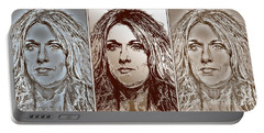 Three Interpretations Of Celine Dion Portable Battery Charger