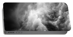 Thunderclouds Portable Battery Charger