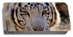 Tiger Stripes Exotic Animal Sanctuary 8 Portable Battery Charger