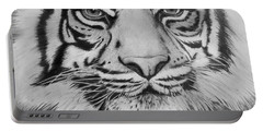 Tiger's Eyes Portable Battery Charger