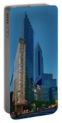 Time Warner Center Portable Battery Charger