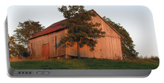 Tobacco Barn II In Color Portable Battery Charger