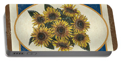 Tournesol Baking Soda Portable Battery Charger by Debbie DeWitt
