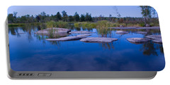 Trans Canada Trail Scenery Portable Battery Charger