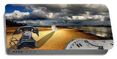 Tribute To Dali Portable Battery Charger