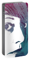 Portable Battery Charger featuring the photograph True Colors by Lauren Radke