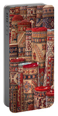 Turkish Carpets Portable Battery Charger