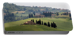 Portable Battery Charger featuring the photograph Tuscany by Carla Parris