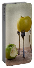 Two Apples Portable Battery Charger