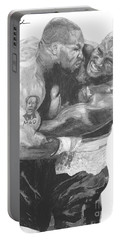 Tyson Vs Holyfield Portable Battery Charger