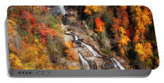 Upper Whitewater Falls Portable Battery Charger