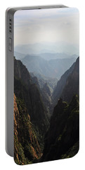 Valley In Huangshan Portable Battery Charger