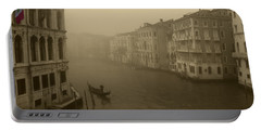 Portable Battery Charger featuring the photograph Venice by David Gleeson