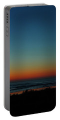 Venus And Atlantic Before Sunrise Portable Battery Charger