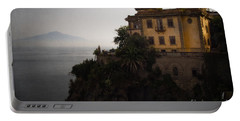 Vesuvius From Sorrento Portable Battery Charger