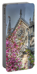 Vibrant Cathedral Portable Battery Charger
