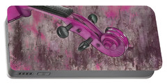 Violinelle - Pink 03b2 Portable Battery Charger