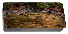Virgin River Zion Portable Battery Charger