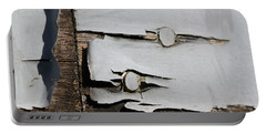 Portable Battery Charger featuring the photograph Weathered by Todd Blanchard