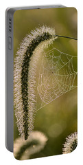 Portable Battery Charger featuring the photograph Webbed Tail by JD Grimes