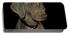 Weimaraner Portable Battery Charger