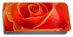Wet Rose Portable Battery Charger