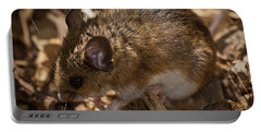 White-footed Mouse Portable Battery Charger