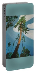 White Pines Of Algonquin Portable Battery Charger