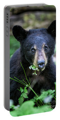 Wildflower Bear Portable Battery Charger