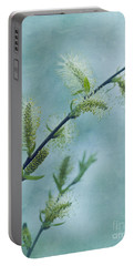 Willow Catkins Portable Battery Charger