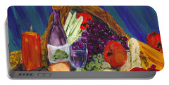 Wine Cornucopia Portable Battery Charger