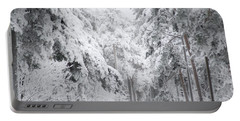 Winter Activities Portable Battery Charger