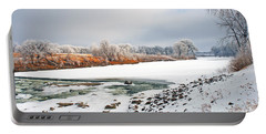 Winter Red River 2012 Portable Battery Charger