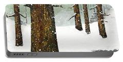 Wintering Pines Portable Battery Charger