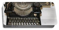Woodstock Typewriter Portable Battery Charger